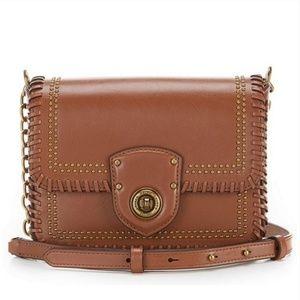 Ralph Lauren Millbrook Whipstitch Crossbody Bag